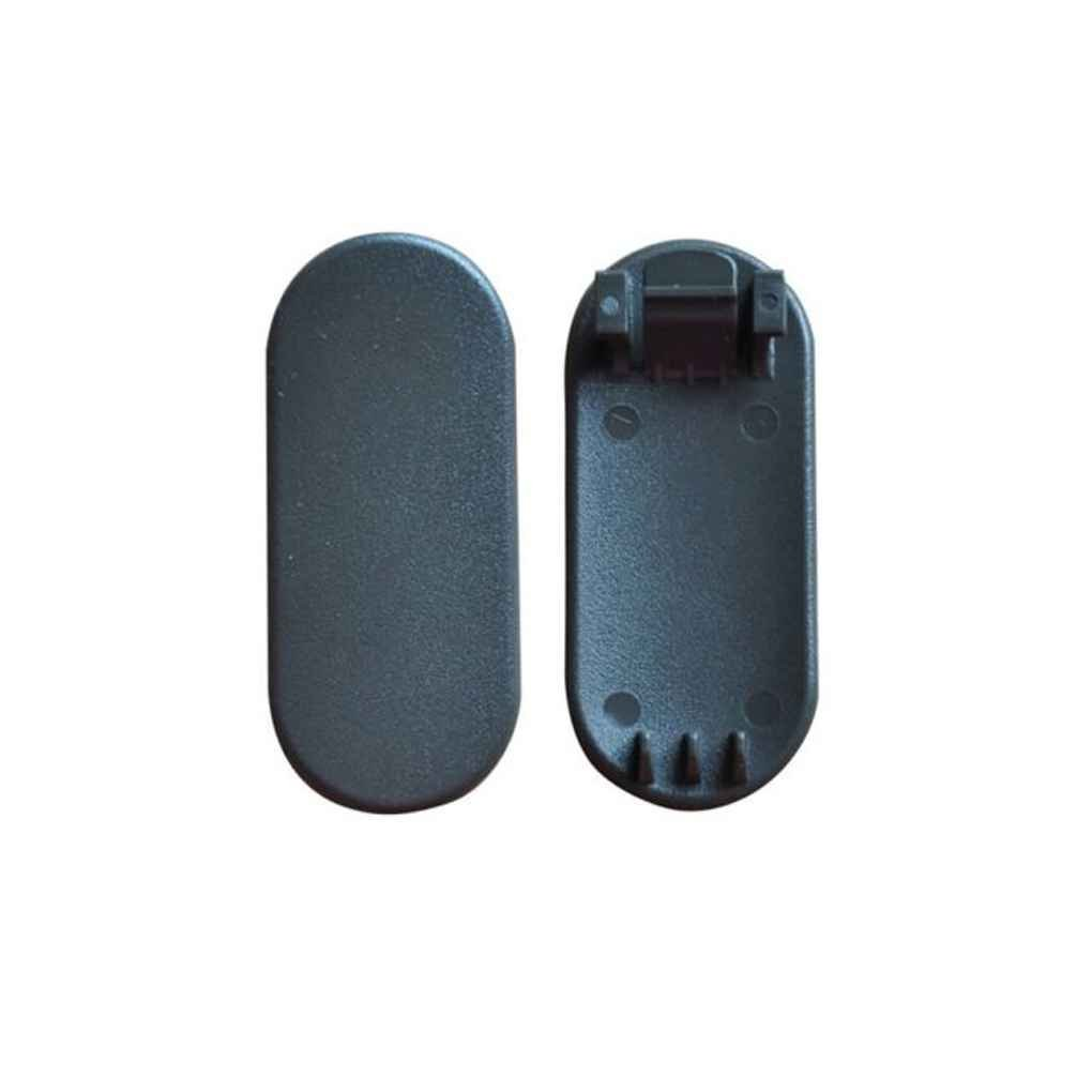 Kineca Volver Duradera Cintur/ón de Almacenamiento sostenedor de la Abrazadera del Clip de Radio Motorola TLKR T4 T5 T6 T7 T8