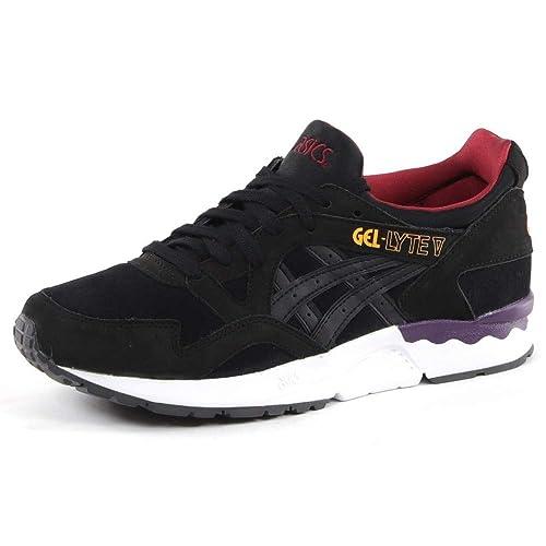finest selection 53b3f 0bae9 ASICS Gel Lyte V Black: Amazon.co.uk: Shoes & Bags