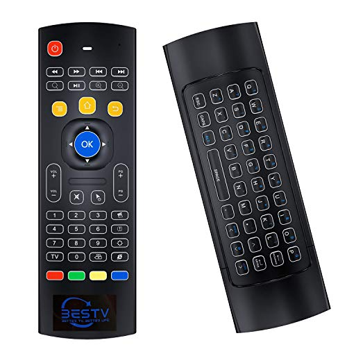 Smart TV Wireless Keyboard Fly Mouse Multifunctional Remote Control