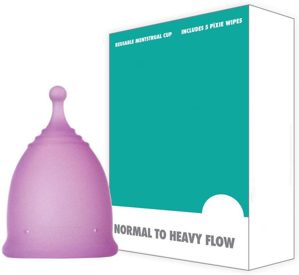Copa Menstrual Lily Cup Compact, Copa Menstrual Soft ...