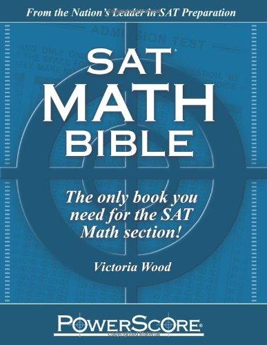 SAT Math Bible
