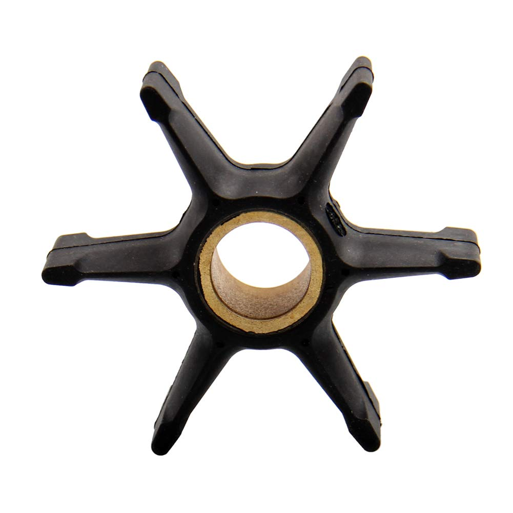 Water Pump Impeller for Mercury Outboard Motor 30HP 35HP 40HP 45HP 50HP 60HP,65HP 70HP Compatible Part Number 47-89983T