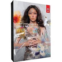 Adobe Retail CS6 Design and Web Premium  Mac - 1 User