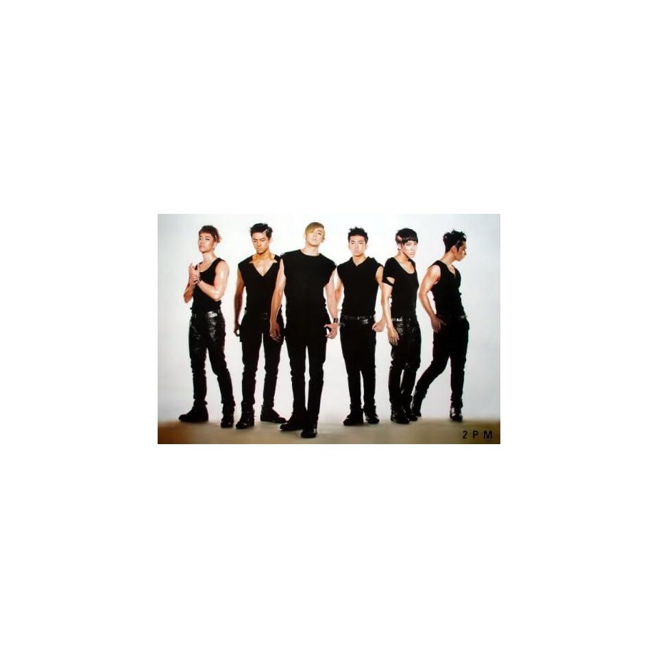 J 4144 2pm Nichkhun Horvejkul Korean Boy Band Pop Dance Music Wall Decoration Poster Size 35x23.5
