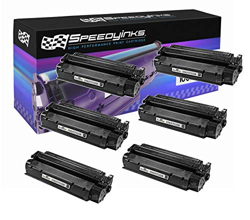 Speedy Inks Compatible Toner Cartridge Replacement for HP 15X High Yield (Black, ()