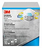 Tools & Hardware : 3M Particulate Respirator, 10-Pack