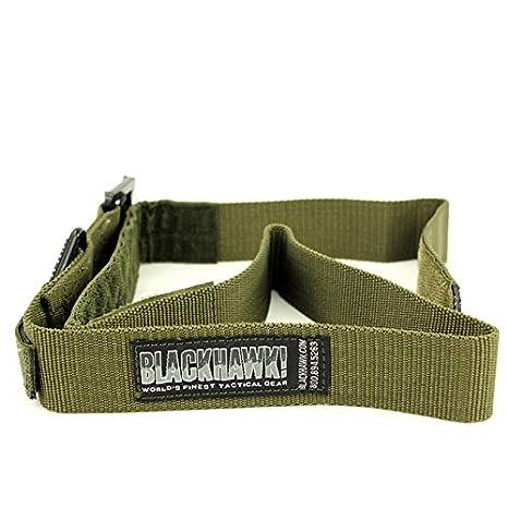 BLACKHAWK al aire libre Nylon táctico cinturón Hombre CQB deber de ...