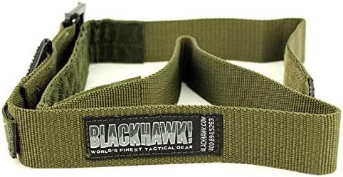 BLACKHAWK al aire libre Nylon táctico cinturón Hombre CQB
