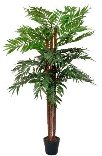 Arekapalme 1,50 m Kunstpalme künstliche Palme Kunstbaum