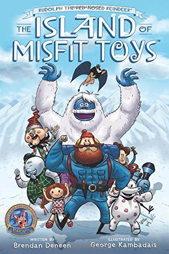 d Reindeer: The Island of Misfit Toys (Rudolph Island Misfit Toys Dvd)