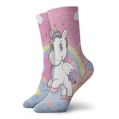 Amazon.com: Calcetines de venta caliente, para niñas, con ...