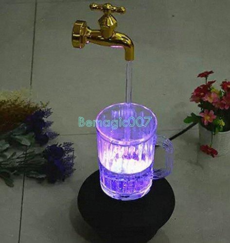 Price comparison product image Magic faucet mug (Floating Fountain Faucet) - Close Up Magic