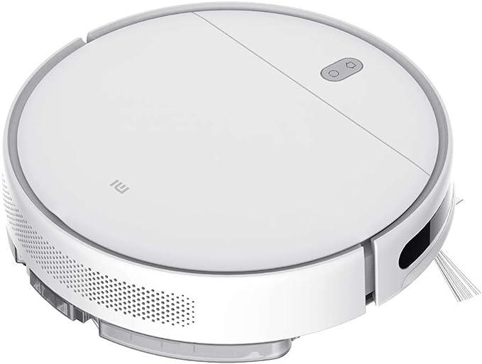 Xiaomi Mi Aspiradora Robot - Fregona Esencial, 2200Pa, 2500mAh, Control Remoto a través de la aplicación móvil: Amazon.es: Hogar