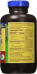 Nature Made Organic Flaxseed Oil 1,400 mg - Omega-3-6-9 for Heart Health - 300 Softgels
