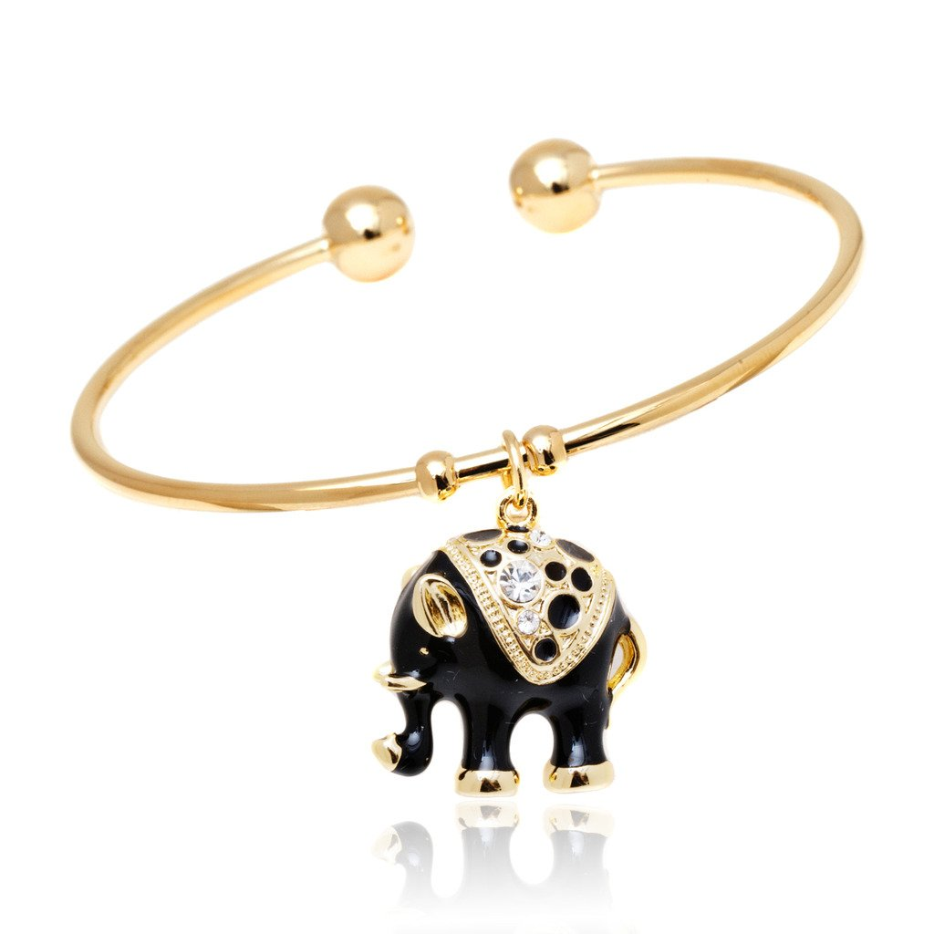 plated more jewelry item bracelets charm fine men for find about gold pin fashion elephant information bracelet elephants lucky charms women