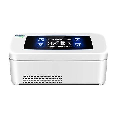 Kievy Refrigerador de medicamentos y Enfriador de insulina con ...