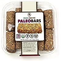 Organic Grain Free PALEO BARS (40 Bars)