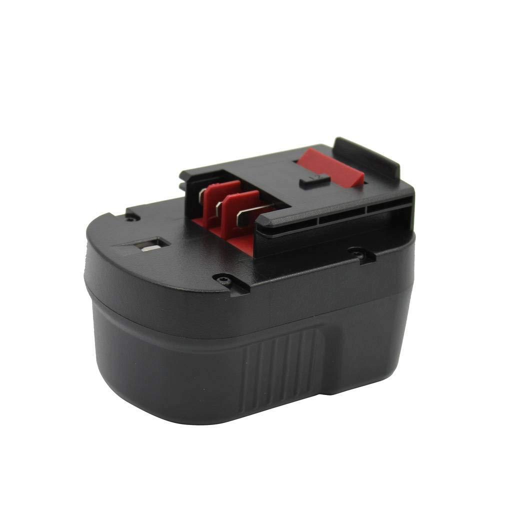Reemplazo Herramienta Eléctrica Batería 12V 2.0Ah Para Black & Decker
