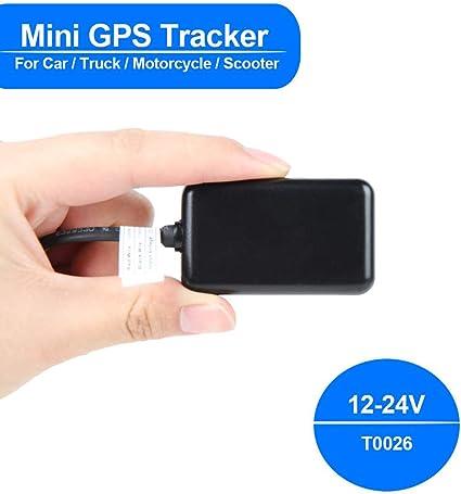 Amazon.com: COOLOUS T0026 Mini GPS Tracker más pequeño ...