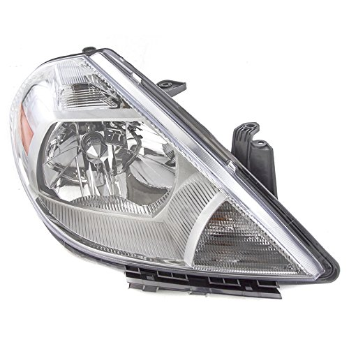 08 versa headlight assembly - 3