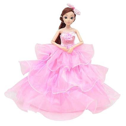 Amazon.es: Chica de moda Juego de muñecas Juego de ropa de muñecas ...