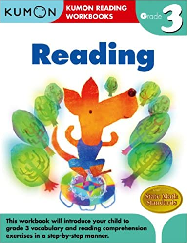 Buy Grade 3 Reading Kumon Reading Workbook Book Online At Low