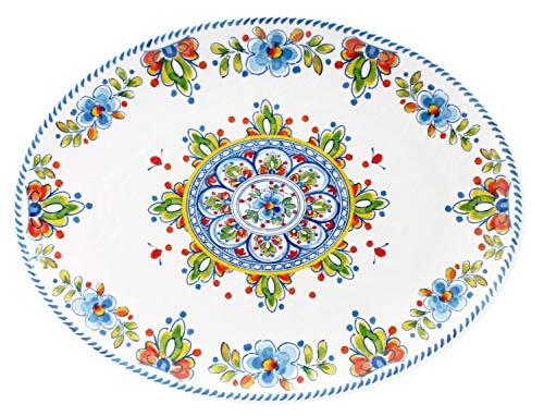 (Le Cadeaux Madrid White Melamine 16