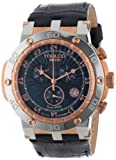 Mulco MW1-29851-141 Stainless Steel Chronograph Nefesh Collection navy blue Dial Watch