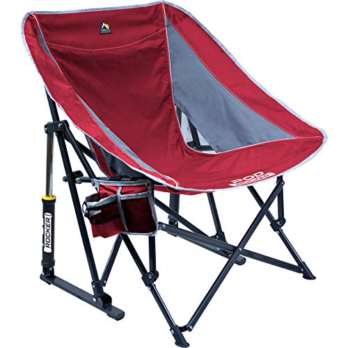 - GCI Outdoor Pod Rocker Collapsible Rocking Chair