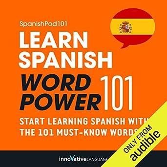 Amazon com: Learn Spanish - Word Power 101: Absolute