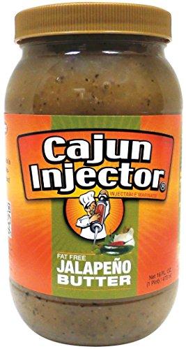 Cajun Injector 22174.01607 Jalapeno Butter Marinade