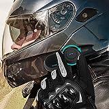 Motorcycle Bluetooth Headset, FreedConn TCOM-SC