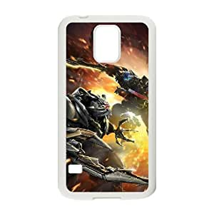 ANCASE Customized Print Transformers Hard Skin Case For Samsung Galaxy S5 I9600