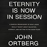 #9: Eternity Is Now in Session: A Radical Rediscovery of What Jesus Really Taught About Salvation, Eternity, and Getting to the Good Place