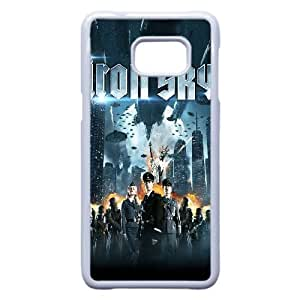 Iron Sky High Resolution Poster Samsung Galaxy Note 5 Edge Cell Phone Case White Cell Phone Case Cover EEECBCAAK71095