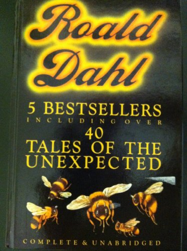 5 BESTSELLERS: Including Over 40 Tales of the Unexpected (Roald Dahl Best Sellers)