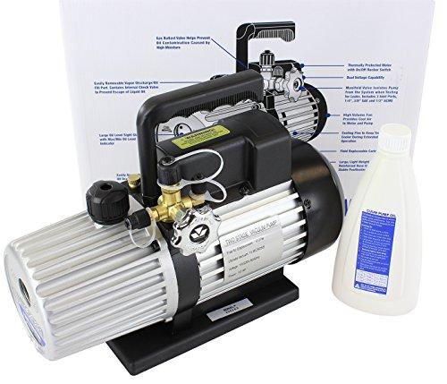 8 cfm robinair vacuum pump - 5