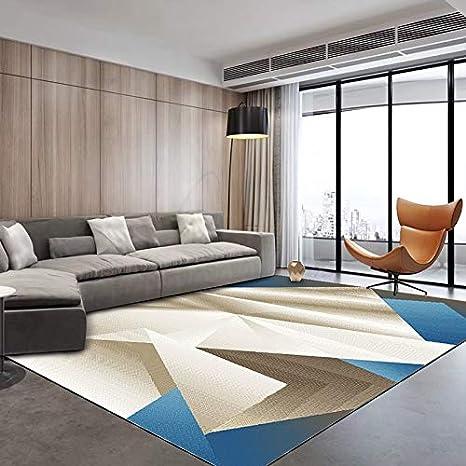 Amazon.com: USA Rugs Modern Living Room Full Carpet Nordic ...