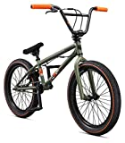 Mongoose Boys Legion L40 Bicycle, Green, One Size/20'