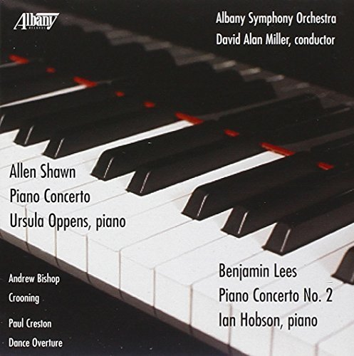Hobson & Oppens Join in American Piano Concertos by Bishop (2013-05-03)