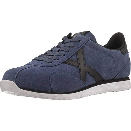03723f6937a Munich - Zapatillas Munich Sapporo - 8350025 - Azul, 39: Amazon.es: Zapatos  y complementos