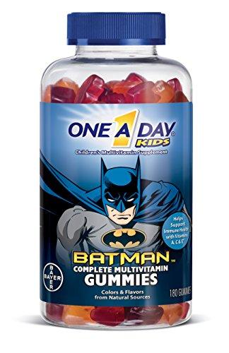 one-a-day-kids-batman-gummies-180-count