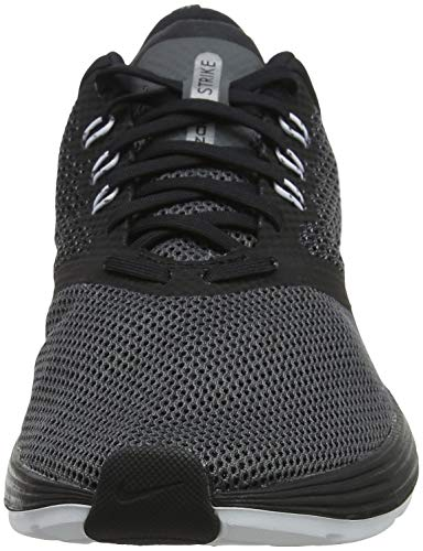 Men's Nike Shoes Black grey Black Dark White Strike Zoom anthracite Running Z4wq4dR