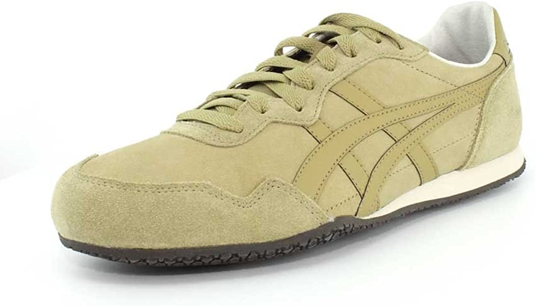 low priced 9de6e f05d6 Onitsuka Tiger by Asics Unisex Serrano¿ Safari Khaki/Safari ...