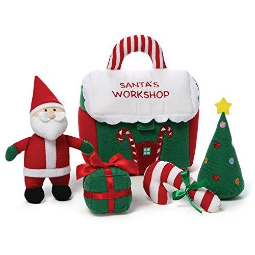 Baby Gund Halloween (Gund Santa's Workshop Playset)