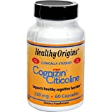 Healthy Origins Cognizin Citicoline 250Mg 60 Cap
