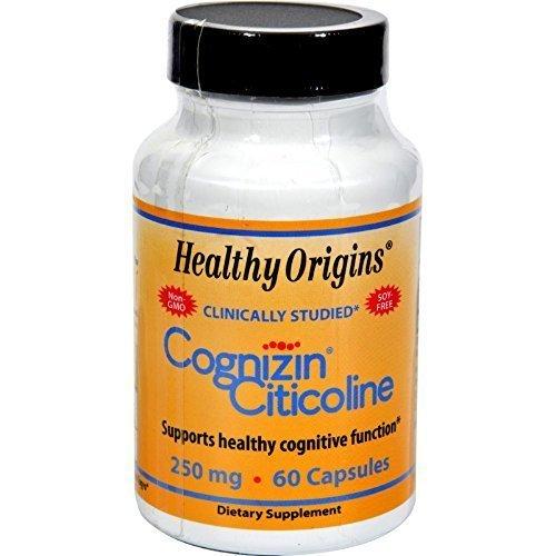Healthy Origins Cognizin Citicoline 250Mg 60 Cap