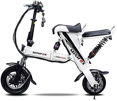 Unisexo Mini Bicicletas Eléctricas 12