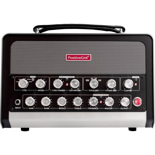 Positive Grid BIAS Head 600-watt Amp Match Amplifier Head by Positive Grid