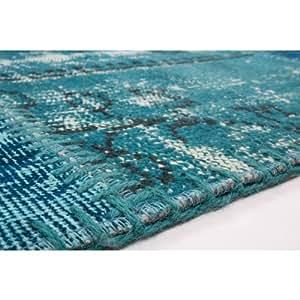 39 obsession alfombra spirit 550 turquesa turquesa 160 x - Amazon alfombras pasillo ...